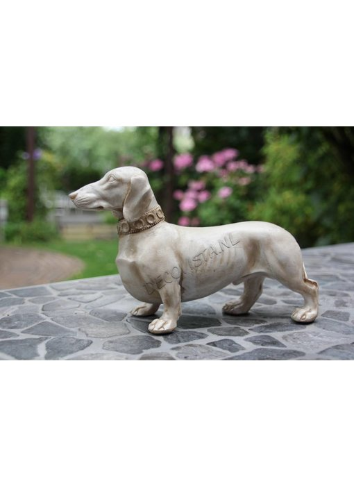 Baroque House of Classics Dog Dachshund figurine