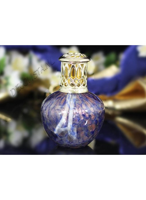 Ashleigh & Burwood Tsar Fragrance Lamp, blue - S