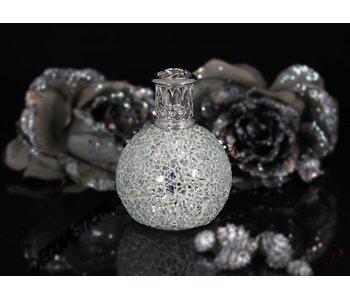 Ashleigh & Burwood Twinkle Star Duftlamp, Silber - S