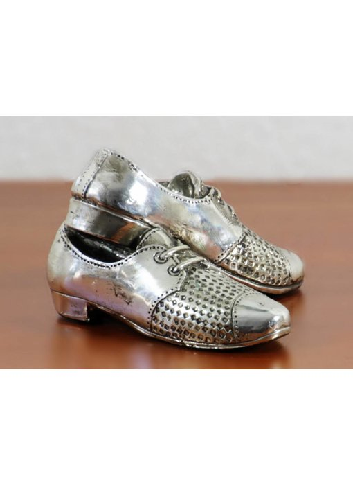 Baroque House of Classics Shoes - silver