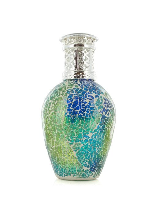 Ashleigh & Burwood Mosaic Meadow Fragrance Lamp - L
