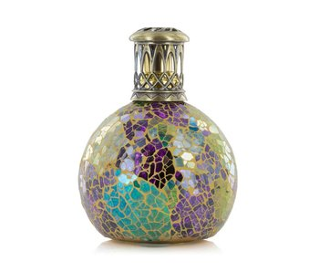 Ashleigh & Burwood Metallion Purple Fragrance Lamp - S