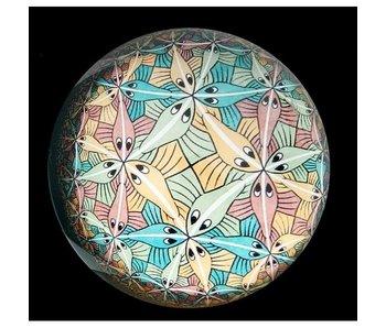 Mouseion Escher Briefbeschwerer Circle Limit III
