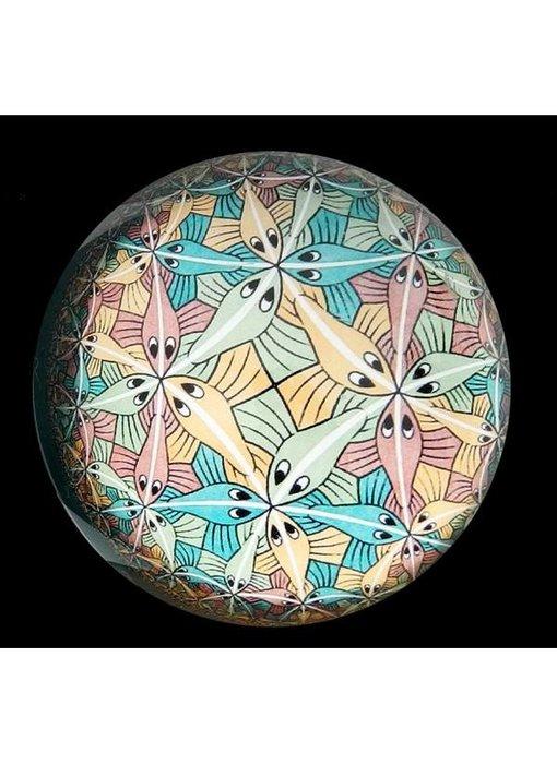 Mouseion Escher paperweight Circle Limit III