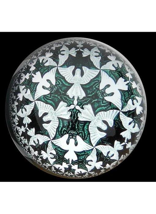 Mouseion Presse-papier M.C. Escher's Angels and Devils, Circle Limit IV