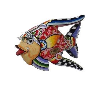 Toms Drag Fisch Oscar in Rot - S
