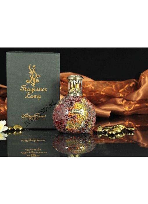 Ashleigh & Burwood Ocre Planet Fragrance Lamp - S