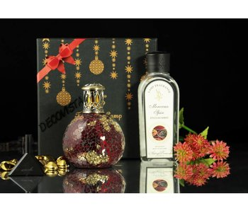 Ashleigh & Burwood Gift-box S: Fragrance Lamp + oil : Dragons Eye / Moroccan Spice