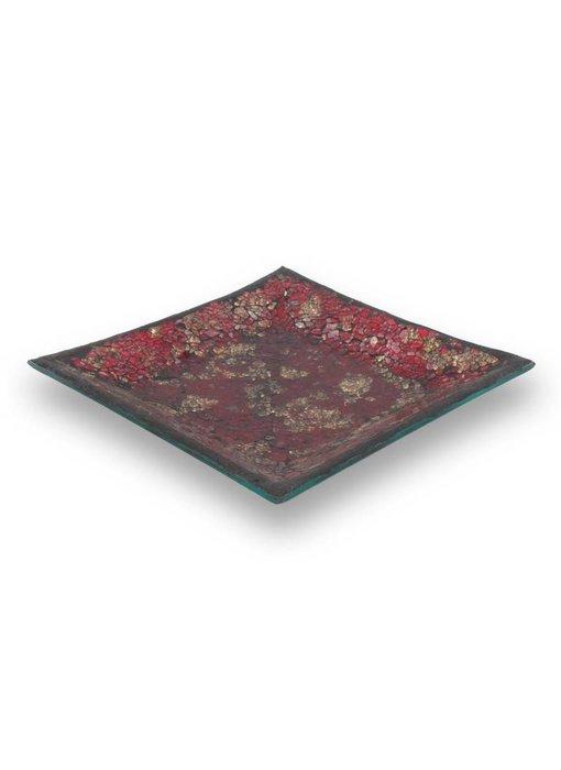Ashleigh & Burwood Dragons Lair Mosaikschale - M