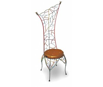 Toms Drag Crown Chair, metal - Drag chair