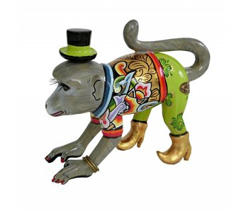 Toms Drag Monkey figurine Mr. Nilsson, walking S