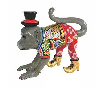 Toms Drag Monkey figurine Mr. Nilsson, walking, size L