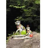 Toms Drag Monkey figurine Mr. Nilsson, sitting - L