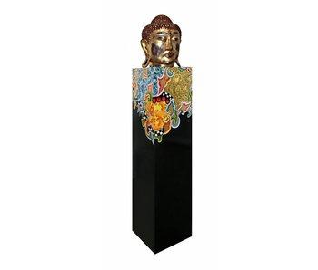 Toms Drag Boeddhabeeld - hoofd op sokkel - L , Ltd. Ed.