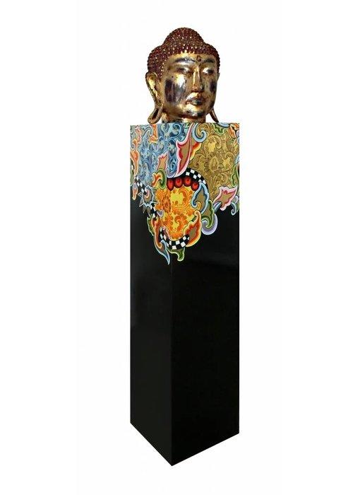 Toms Drag Buddha Kopf auf Sockel - Ltd. Edition - L