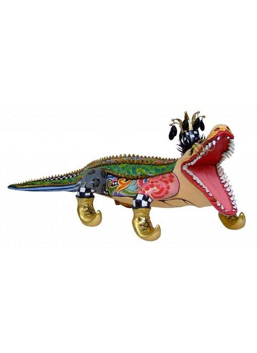 Toms Drag Alligator Francesca - XL
