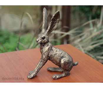 Frith Hare sculpture Ted