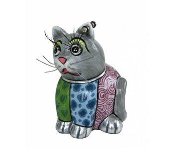 Toms Drag Katzen Figur Luna - S