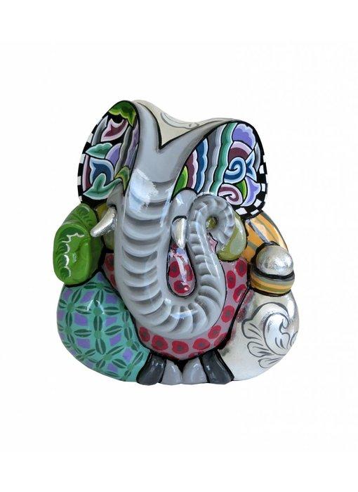 Toms Drag Elefante Ganesha - L