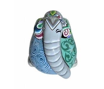 Toms Drag Elephant Ganesha - M