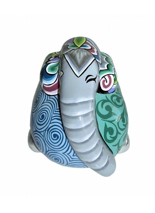 Toms Drag Olifant Ganesha - M