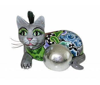 Toms Drag Cat Silverball - M
