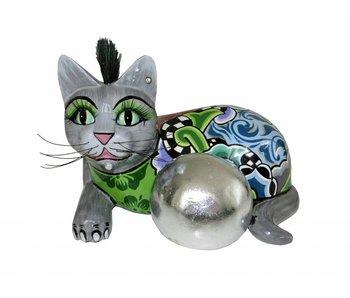 Toms Drag Katze Silver Ball - M