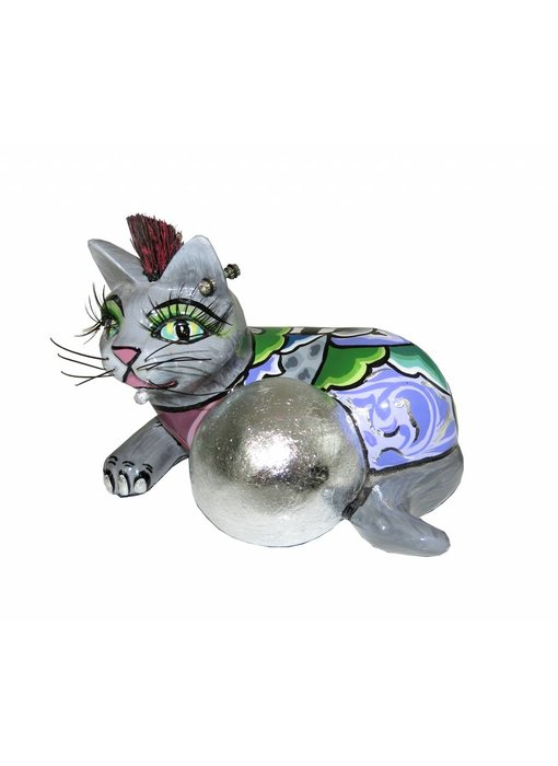 Toms Drag Katze Silverball - S