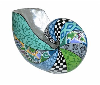 Toms Drag Nautilus shell