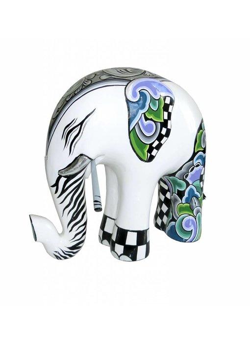 Toms Drag Weiße Elefanten Tusker - M