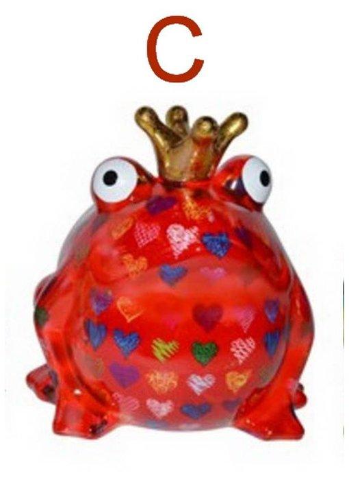 Pomme-Pidou Money-bank King Frog XL Big Freddy