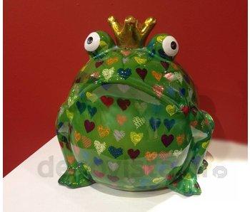 Pomme-Pidou Money-bank King Frog XXXL Giant Freddy