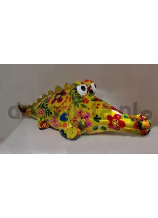 Pomme-Pidou Money-bank crocodile Arthur