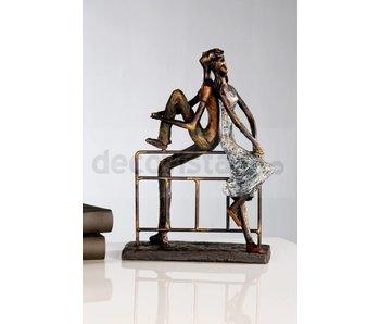 Skulptur Gemeinsamkeit
