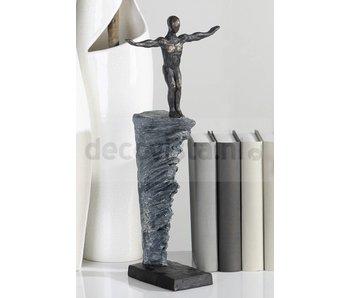 Sculptuur Nieuw Begin