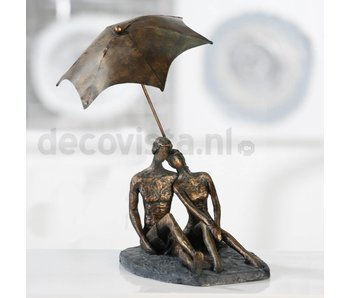 Sculptuur Geliefden