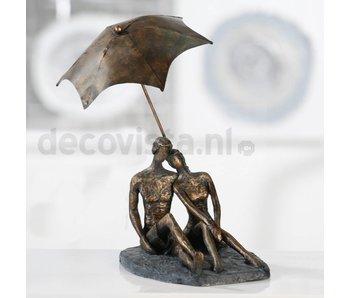 Skulptur Liebhaber