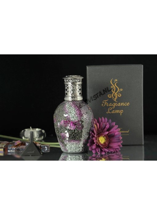Ashleigh & Burwood Purple Haze Duftlamp - L