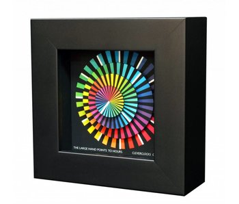 CC Clock Spectrum, wall clock and table clock