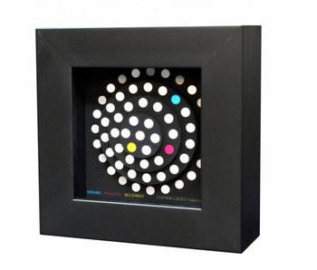 CC Clock Dot-Matrix, wall clock and table clock