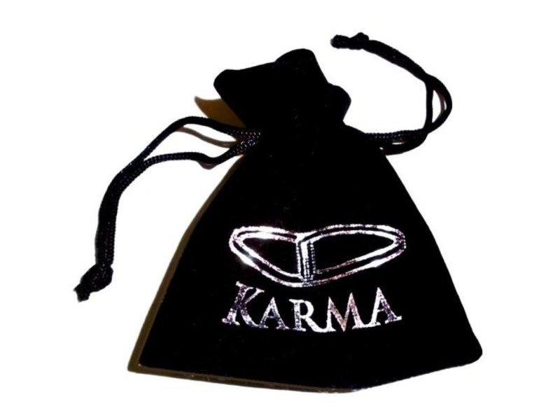 Karma Karma Armband Blue Sandstone - Unisex