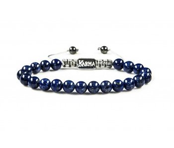 Karma Karma Armband Too blue to be true - unisex