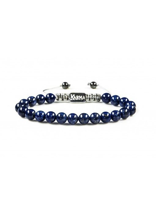 Karma Armband Too blue to be true - unisex