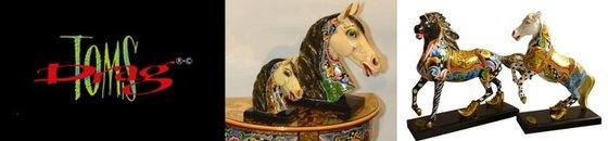 Pferd-Figuren
