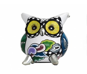 Toms Drag Owl Berta, animal figurine