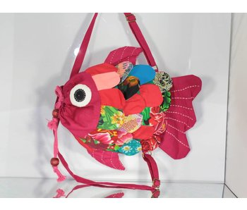 Fisch Rucksack für Kinder