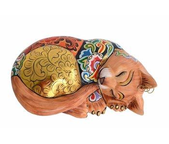 Toms Drag Schlafende Katze Clementine - L