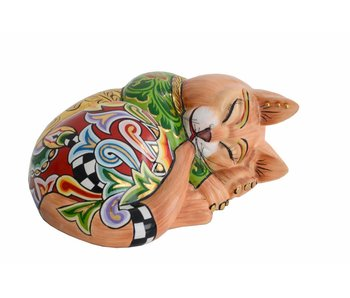 Toms Drag Slapende kat Clementine - M