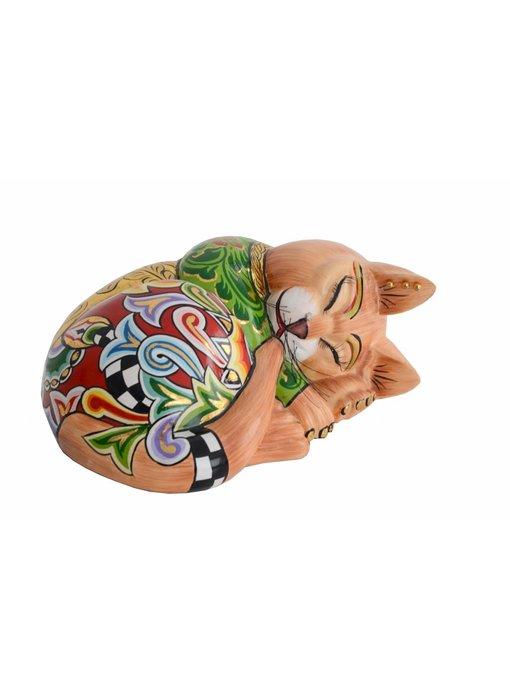 Toms Drag Schlafende Katze Clementine - M