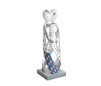 Toms Drag Familie Skulptur - L